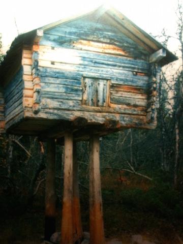 Blog 4:7 Stelzenhütte